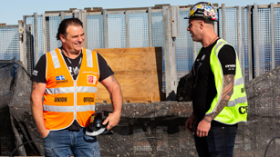 CFMEU John Setka supporting his members